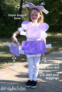 A Paper Doll Costume - Dukes & Duchesses