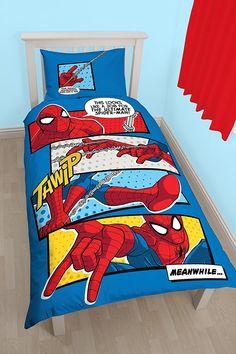 Ultimate Spider-Man Einzelbettwäsche-Set Marvel