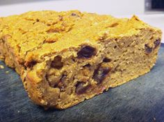 (PROTEIN PUMPED) PUMPKIN BREAD