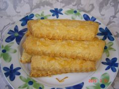 Betti gluténmentes konyhája: Sajtos rúd