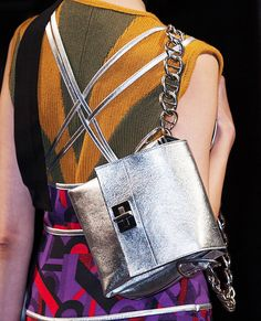 319250ed5f1 50 Standout Accessories From Fall 2014 New York, London, Milan, and Paris  Fashion Weeks - Prada from. Lorrie Frost · Fall 15-16 Handbags