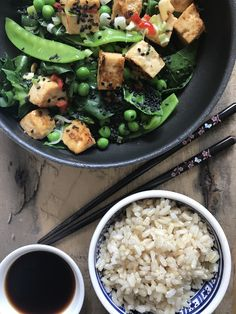 A wonderful recipe by our foodie ambassador Pamela Ryan brings us an Asian-inspired Summer Stir Fry with Sesame & Tofu, which we know you will love.
