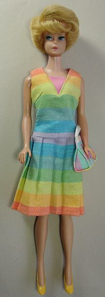 """Vintage Bubble in """"Fun 'n Games"""" Dress (Tinker*Tailor - Flickr)"""