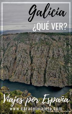 ¿Qué ver en Galicia?  #España #Galicia #viajes My World, City Photo, Places To Visit, To Go, Europe, Bucket, Travel Themes, Travel Tips, Places