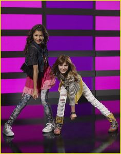 Preparados, listos... SHAKE IT UP!