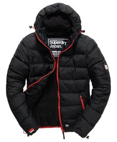Superdry Polar Elements Jacket - Men's Jackets