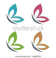 Resultado de imagem para wing butterfly logo