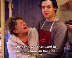Harry Styles ❥ as a baker