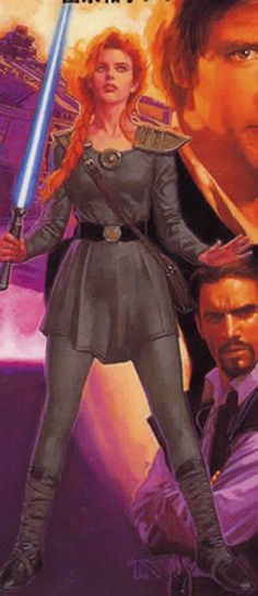 Rebel Legion :: View topic - Mara Jade green tunic