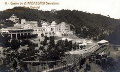 Casino de l'Arrabassada. Barcelona.