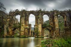 Ρωμαϊκό Υδραγωγείο Νικόπολης , Πρέβεζα / Roman aqueduct of Nikopolis ,  Agios Georgios , Preveza - kk233 | by KouKon