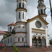 Manizales - Iglesia Nuestra Señora del Rosario. Barrio Chipre.