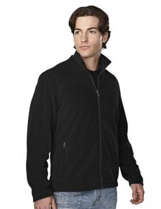 Men's Brushed Back Fleece Jacket (100% Polyester). Tri mountain 7825  #simple #perfect  #casualwear