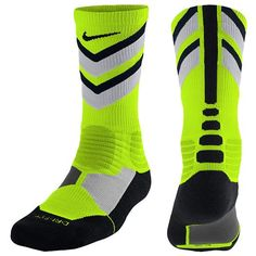 Nike Hyperelite Chase Crew Socks - Men's  Already have these but they are still cool!