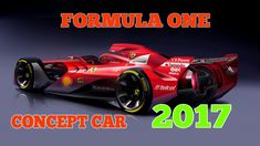 F1 Concept Cars 2017:Absolutely Amazing Formula one Future Concept Car
