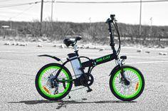 Big Cat ® Hampton Folding Electric bike on cedar beach, long island, New York.  http://www.bigcatelectric.bike/product/hampton-folder-led/?v=7516fd43adaa  #electricbike #ebike #bigcatbikes