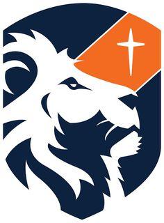 Badge Design, Logo Design, Leon Logo, Summit Logo, Church Logo, Soccer Logo, Football Design, Cartoon Design, Logo Inspiration