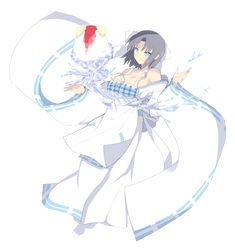 Senran Kagura - Yumi art by Yaegashi Nan (Sankaku Channel) Anime Kunst, Anime Art, Collectible Cards, Female Characters, Book Art, Video Game, Stuff To Do, Manga, Girls