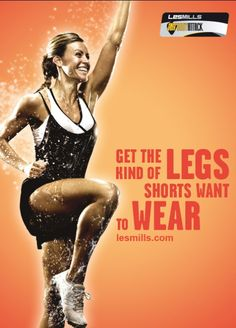 Body Attack: all those high knees will be worth it!