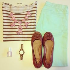 Sweet Southern Prep: Fashion Friday: OOTDs + Whereabouts, Giveaway Winners
