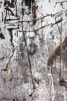 Charlie Ferguson sees the scrapes, scratches, rust and peeling paint on trash dumpsters as random artistic abstractions Peeling Paint, Abstract, Artist, Composition, Photographs, Challenge, Painting, Outdoor