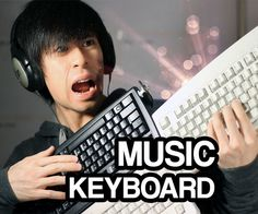 MIDI Controller with Keyboards