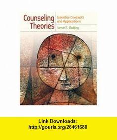 Counseling Theories Essent Conceptscd Pkg (9780131934849) Samuel T. Gladding , ISBN-10: 0131934848  , ISBN-13: 978-0131934849 ,  , tutorials , pdf , ebook , torrent , downloads , rapidshare , filesonic , hotfile , megaupload , fileserve