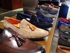 Tassel loafers by To Boot NY