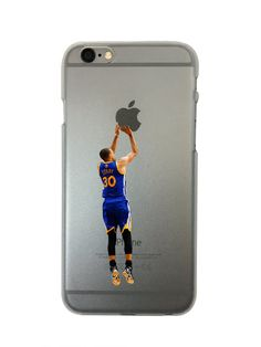 Steph Curry iPhone 6 6s and 6 Plus Phone Case by Casecartels
