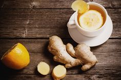 Miracle Ginger Tea Dissolves Kidney Stones And Cleans The Liver. We should all drink this tea every day anyway.