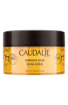 CAUDALÍE 'Divine' Scrub available at #Nordstrom $38 for 5.2oz