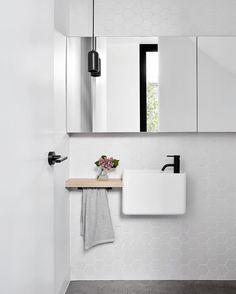 Home Interior Design .Home Interior Design Australian Interior Design, Interior Design Awards, Home Interior, Bathroom Interior, Interior Colors, Interior Modern, Boho Bathroom, Bathroom Basin, Modern Bathroom