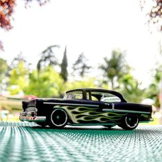 #55chevy #chevy #chevrolet #55classic #classicamericancars #flames #hwflames  #hotwheels #diecastcar #diecast #hotwheelscollector #hotwheelsdaily #hotwheelspics #hotwheelsrepost #hotwheelsspain #diecastcars #diecastpics #miniaturas #cochecito #cartoys #hwc #ajrhw #wheels #diecastphoto #diecastphotography  #twitter #1_64 #164 #hotwheelsphotography #die_cast_loversb