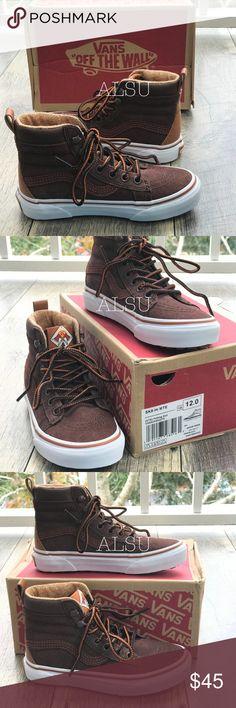 be70b915a9 VANS SK8-HI MYE Potting Soil Brown Kids AUTHENTIC Brand new with box. Price  · Zapatillas VansZapatos Deportivos