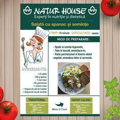Natur House, Salads