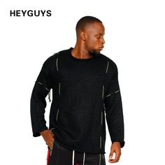 Sweater men hip hop street wear high quality