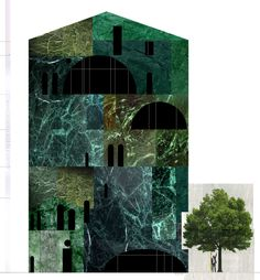 Since 1998 the Web Atlas of Contemporary Architecture Presentation Layout, Architectural Presentation, Architecture Visualization, Green Marble, Watercolor Sketch, Teaching Art, Teaching Ideas, Worlds Of Fun, Contemporary Architecture