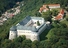 Fortification, Bratislava, Czech Republic, Homeland, Hungary, Cathedral, Explore, Mansions, House Styles