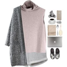 #553 Lazy. by giulls1 on Polyvore featuring The Row, rag & bone/JEAN, Haflinger, Case-Mate, John Lewis, L. Erickson, Royal Selangor, Versace, LazyDay and lazy