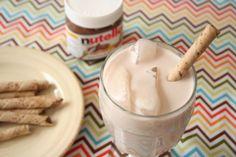 Nutella White Russian Recipe