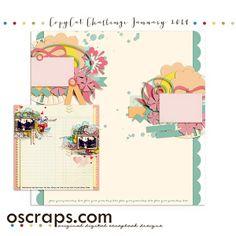 Challenge No. 1 COPYCAT - Forum :: Oscraps.com http://ozone.oscraps.com/forum/showthread.php?t=28346