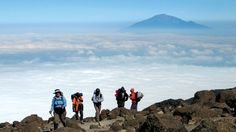 Have the dare to climb the highest freestanding mountain in the world. #MountKilimanjaro. It is a perfect blend of beauty and beast, Mount Kilimanjaro is a nature's wonder that examined when it comes to fascinating trekkers to its summit.