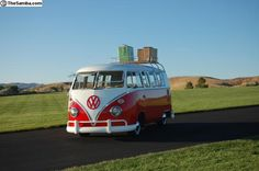 Some girls dream of SUVs or station wagons... I dream of VW Buses 1965 Microbus for sale on TheSamba.com