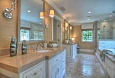 1512 Dolphin Terrace - traditional - bathroom - los angeles - by Spinnaker Development