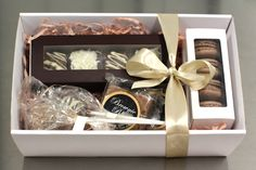 Chocoholic gift box - the ultimate indulgence!