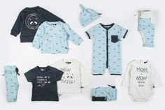 Eurokids Rep Pick: From the first months fashion! Belgian Style, Kids Fashion, Fashion Outfits, Baby Wearing, Baby Gifts, Kids Outfits, Mom, American, Children