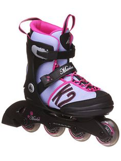 d8212165d46 K2 Marlee Adjustable Inline Skates for Girls http   www.inlinewarehouse.com