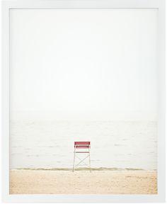 """""""Empty Seascape"""" by Stephanie Sherman""""Empty Seascape"""" by Stephanie Sherman"""