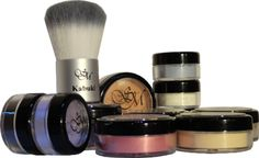 Signature Minerals Natural Mineral Makeup  samples available