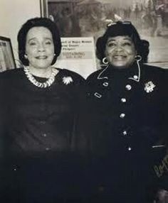 Women of Valor - Betty Shabazz and Coretta Scott-King